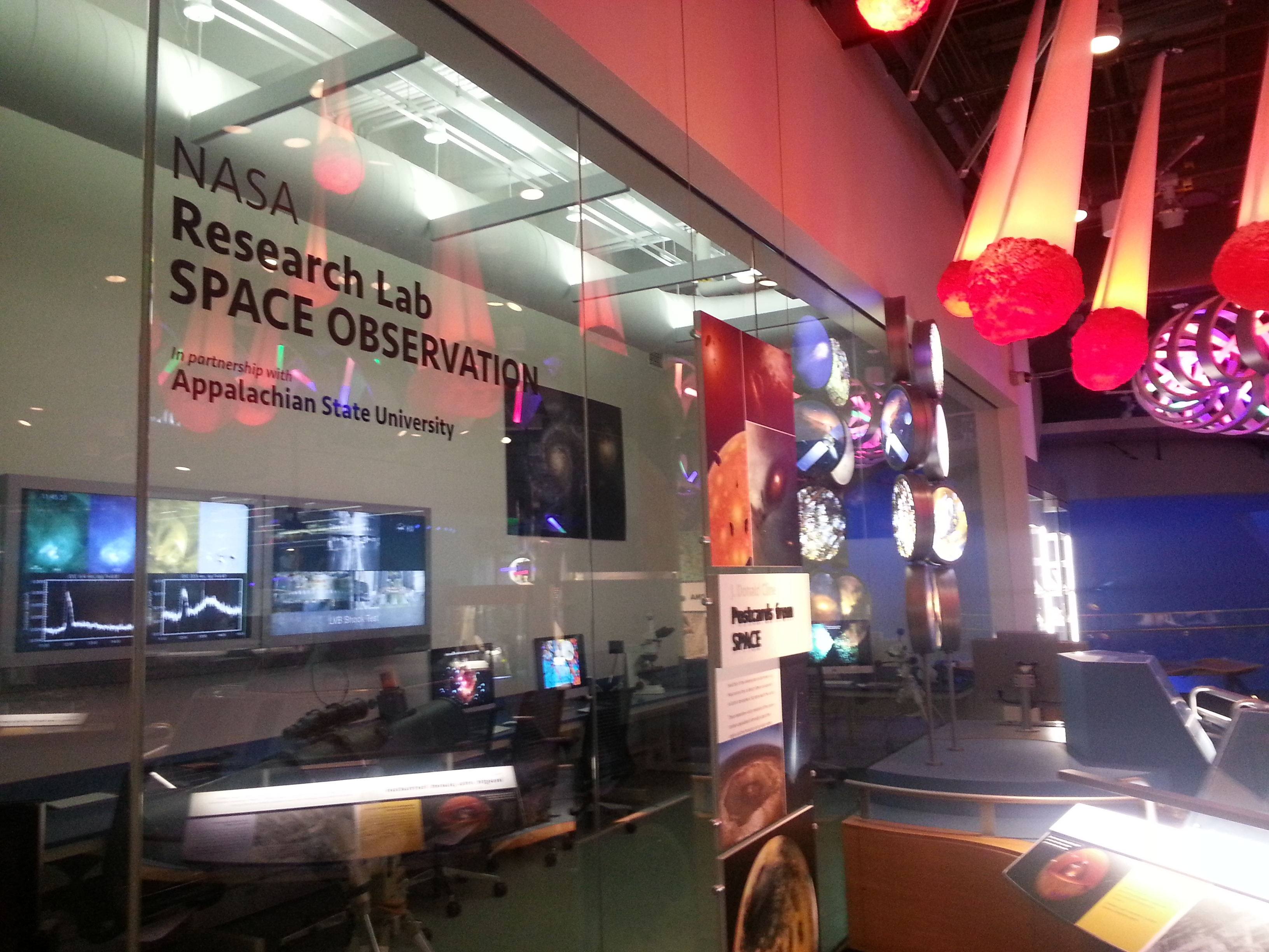 Space Observation exhibits | Museum Alliance
