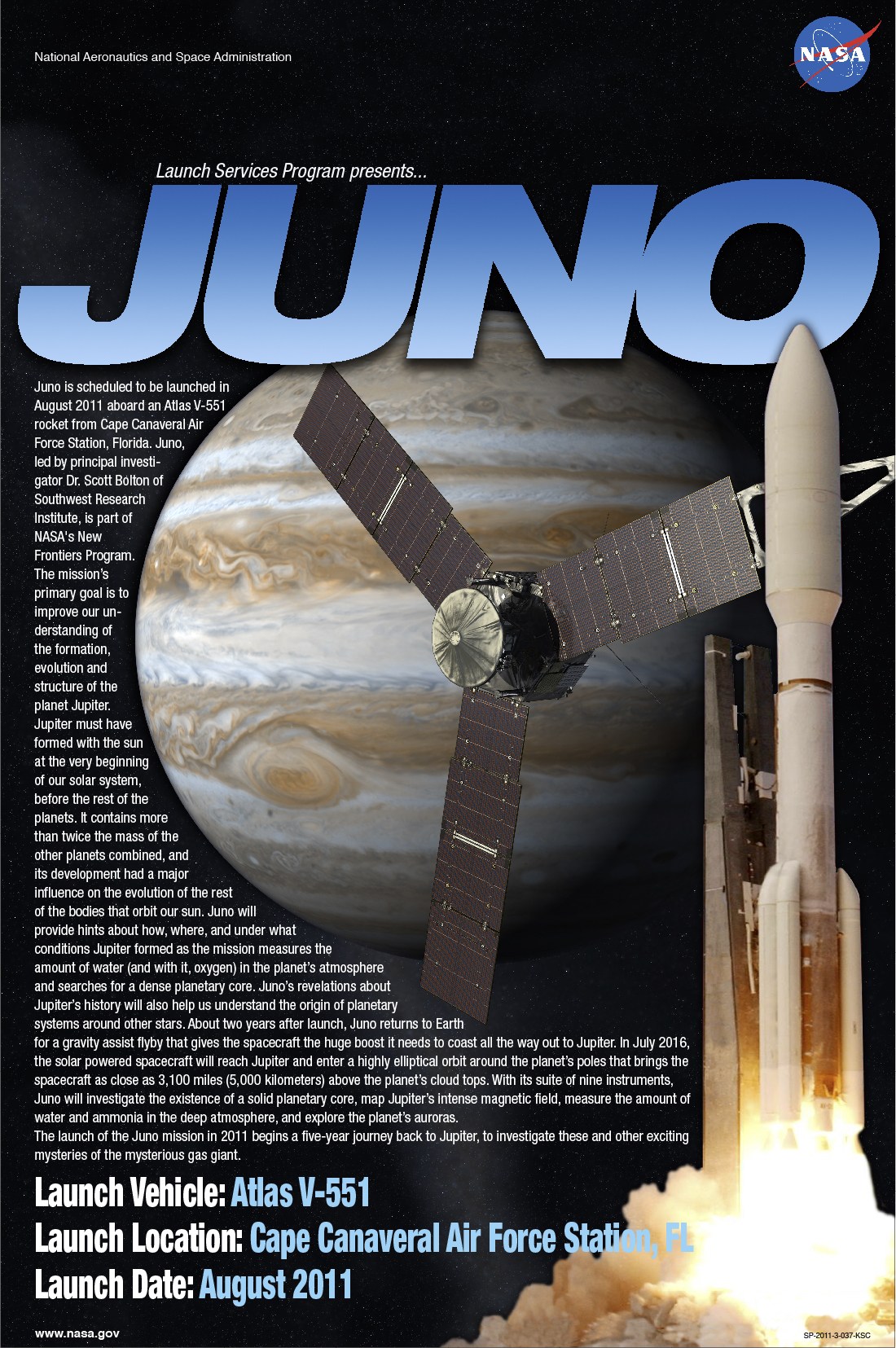 Juno Mission NASA Resources | Museum Alliance