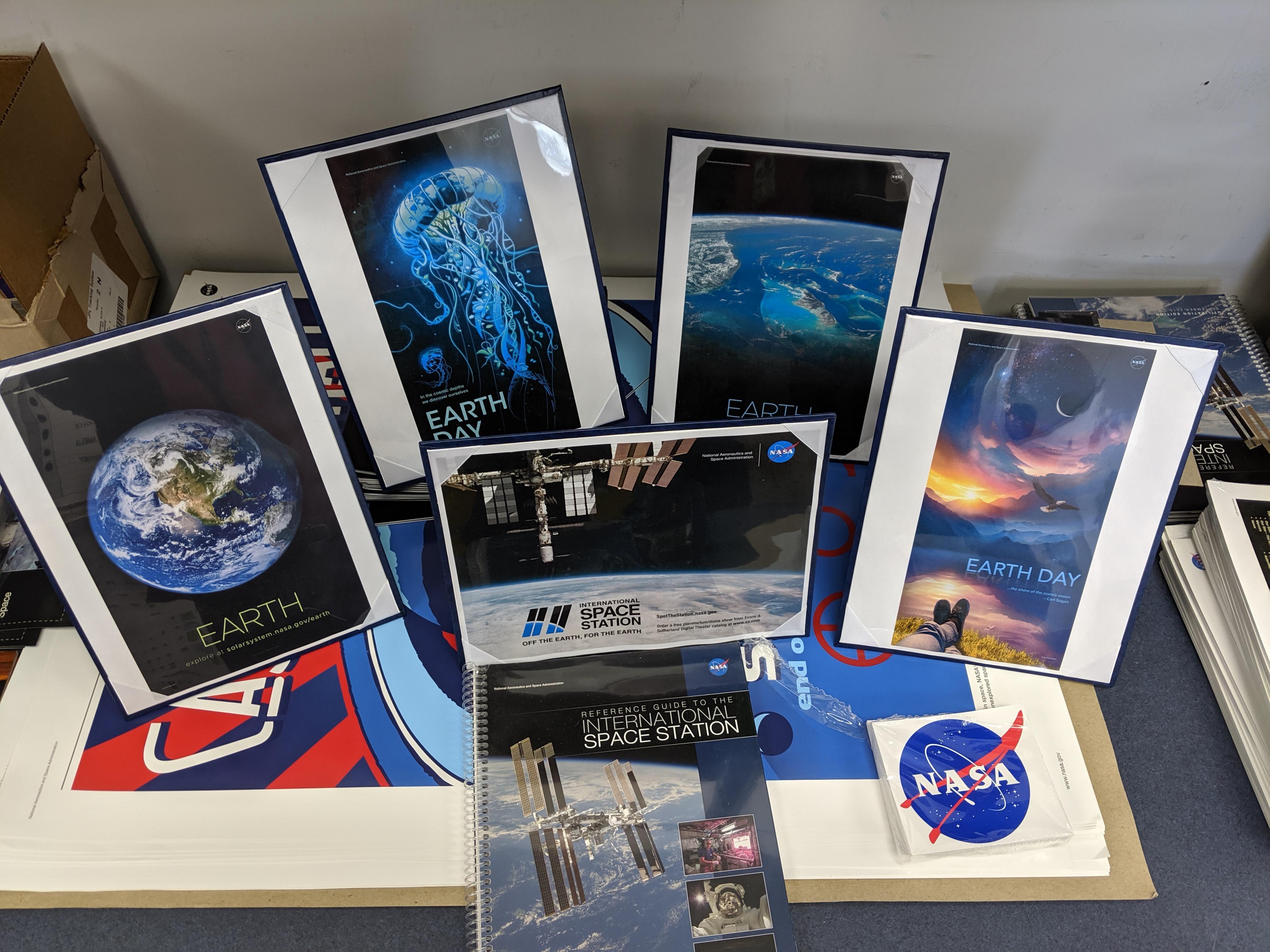 Earth Day Display