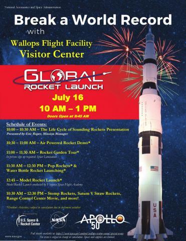 Global Rocket Launch
