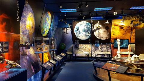 Jet Propulsion Laboratory Visitor Center