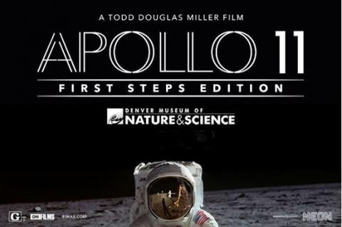 Apollo 11: First Steps Edition 2D IMAX