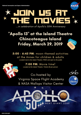 Apollo 50th Movie Night