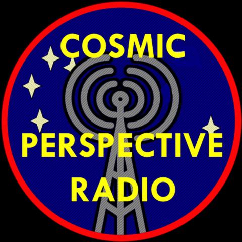 Cosmic Perspective Radio Logo