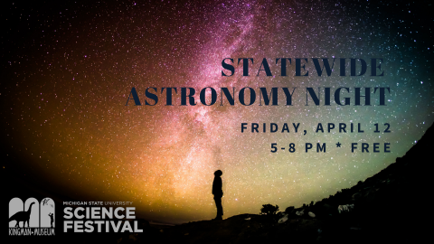 Astronomy Night at Kingman Museum