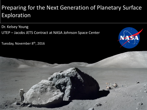 Preparing for the Next Generation of Planetary Surface Exploration