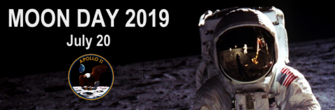 July 20th Moon Day at Frontiers of Flight Museum