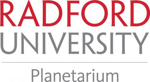 Radford University Planetarium logo