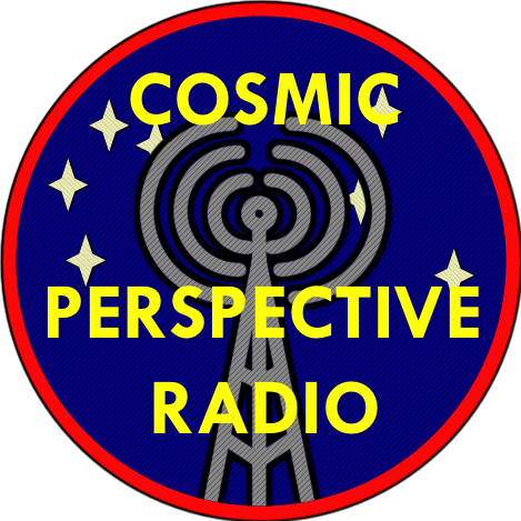 """Cosmic Perspective Radio"" - 15 Years of the Spitzer Space Telescope with Michelle Thaller"