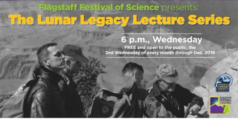 Lunar Legacy Lecture Series banner