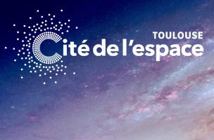 Cité de l'espace logo