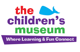 The new children's museum logo
