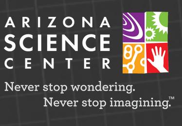 Arizona Science Center logo