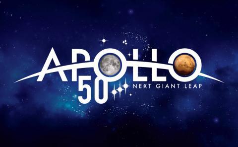 50th Anniversary of Apollo Landing Event