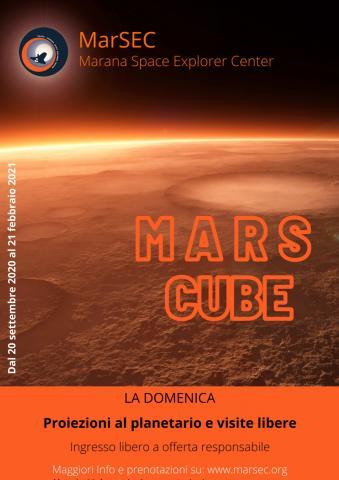 MARS CUBE
